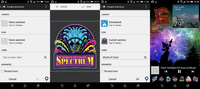 Hướng dẫn thay đổi biểu tượng ứng dụng trên Android bằng ứng dụng Awesome Icons