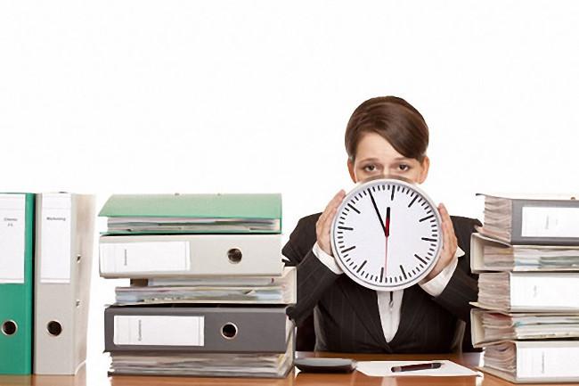 Cân đối thời gian làm việc