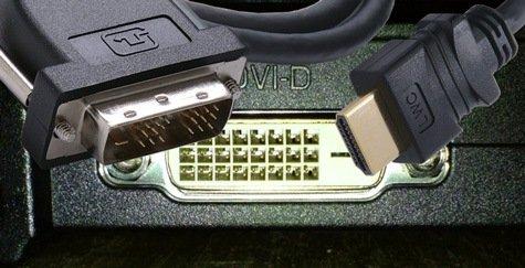 Dây HDMI và DVI