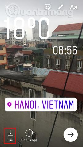 Hướng dẫn chèn sticker check in vị trí trên Instagram - Ảnh minh hoạ 11