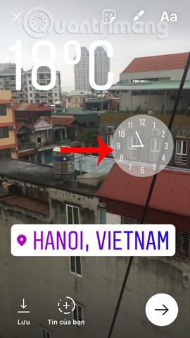 Hướng dẫn chèn sticker check in vị trí trên Instagram - Ảnh minh hoạ 10