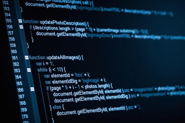 Một đoạn code JavaScript