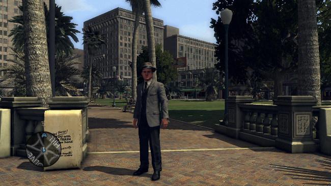 Cole Phelps trong L.A. Noire