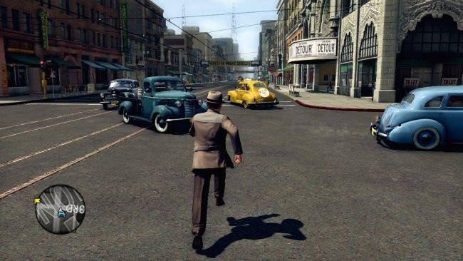 Truy bắt tội phạm giữa lòng thành phố L.A.