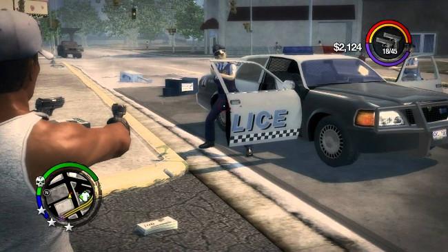 Chống lại cảnh sát