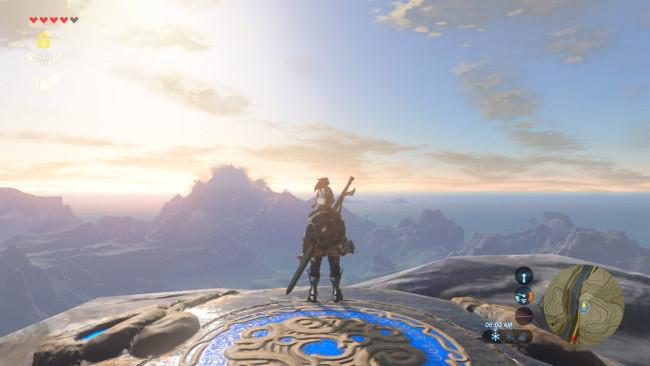 Breath of the Wild sẽ làm thay đổi chuẩn mực của toàn bộ lĩnh vực game