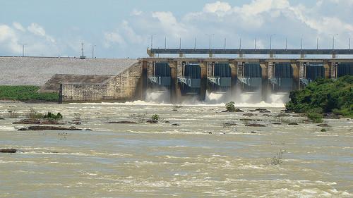 Hồ thủy điện Trị An