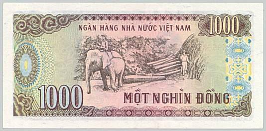 Đồng tiền một nghìn đồng