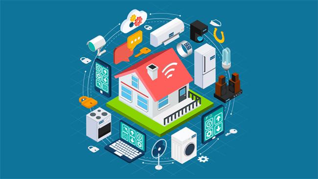 Hình ảnh minh họa cho Internet of Things