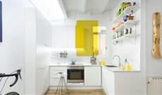 15 mẫu thiết nhà bếp với gam màu trắng hiện đại sang trọng, nhìn là mê