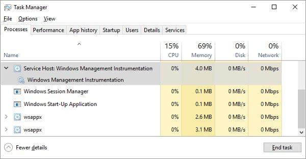 Khắc phục lỗi quá tải CPU, 100% CPU trên Windows