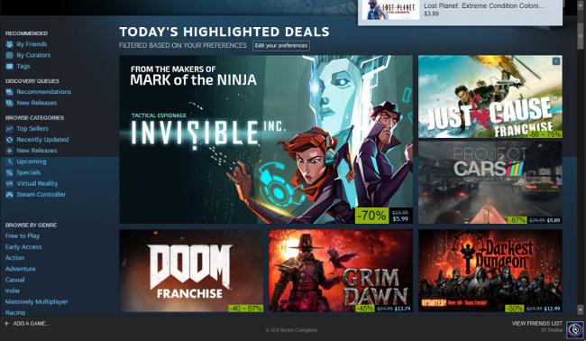 Cần phải biết được rằng liệu game đó có đang được giảm giá mạnh nhất hay không