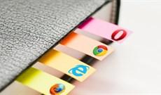 Tăng không gian trên bookmark bar của trình duyệt bằng cách chỉ lưu icon trang web