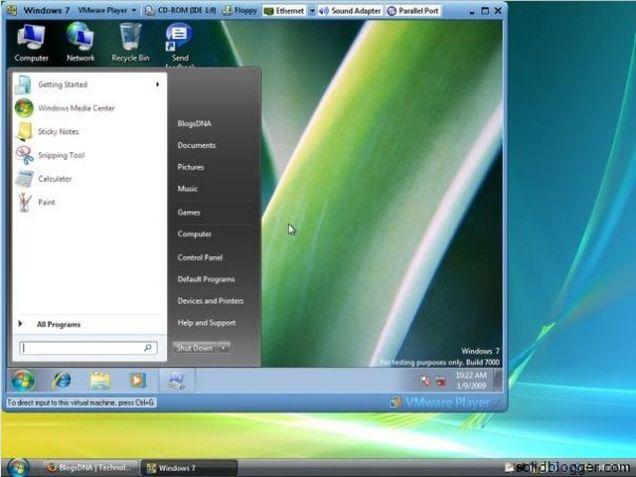 Cài đặt VMware