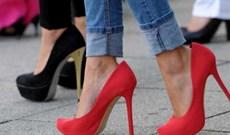 Công thức tính chiều cao của giày cao gót phù hợp để không còn bị đau chân