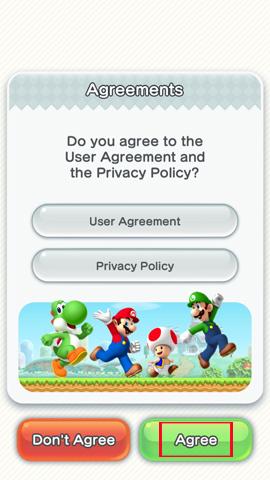 Quy tắc của trò chơi Super Mario Run