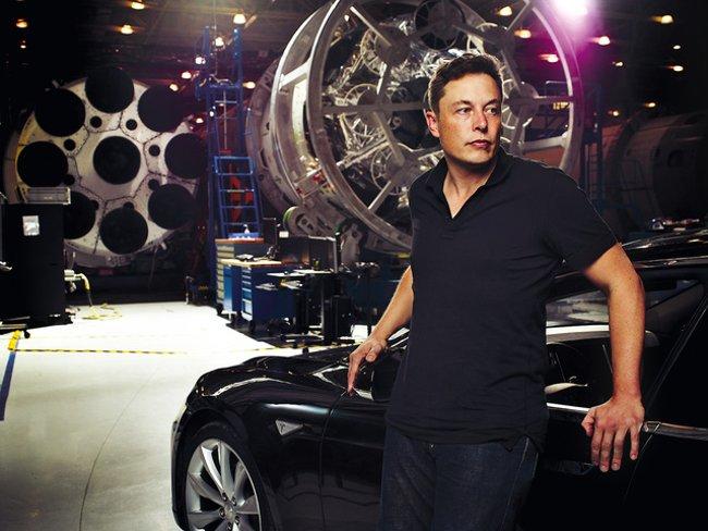 Elon Musk từng xuất hiện trong chương trình The big bang theory