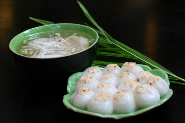 Một món ăn phù hợp cho ngày Tết Hàn thực