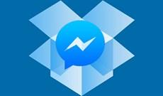 Cách tải file Dropbox ngay trên Facebook Messenger