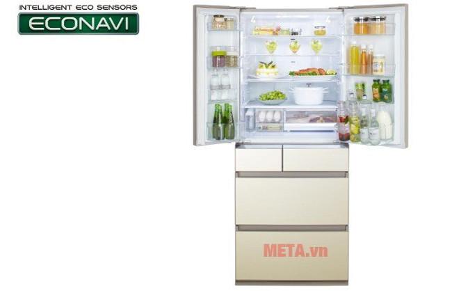 Tủ lạnh quá cũ và cho hiệu quả kém