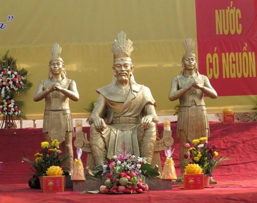 Nguồn gốc của ngày giỗ tổ Hùng Vương