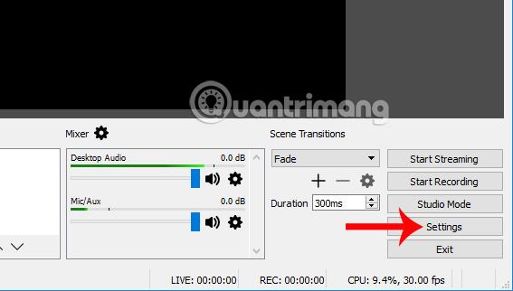Các cách khắc phục lỗi màn hình đen khi live stream trên OBS