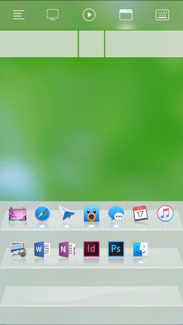 Mở ứng dụng trên máy tính bằng điện thoại