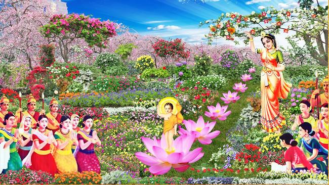 Lễ Phật Đản được tổ chức hàng năm để kỷ niệm ngày Đức Phật ra đời
