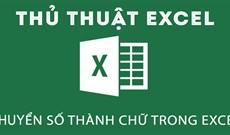 Cách đổi số tiền thành chữ trong Excel, không cần add-in, hỗ trợ cả Excel 32-bit và 64-bit