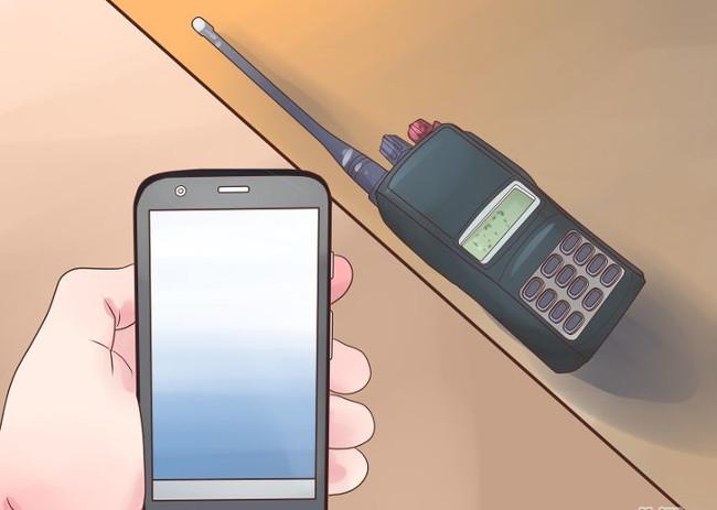 Các thiết bị có thể liên lạc