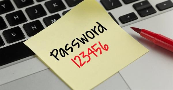 Không lưu mật khẩu tại máy tính công ty