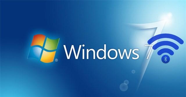 Cách kết nối thiết bị Bluetooth trong Windows 7