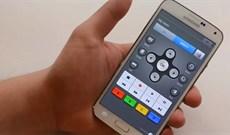 Danh sách các thiết bị điện thoại, máy tính bảng hỗ trợ hồng ngoại