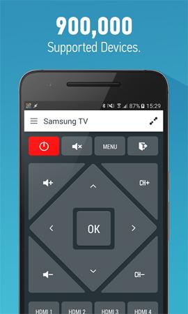 Các ứng dụng điều khiển điều hòa bằng smartphone Android