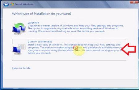 Cara instal ulang windows 7 dengan USB