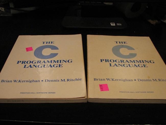 Sách ngôn ngữ lập trình C