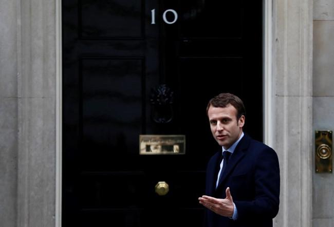 Những câu nói truyền cảm hứng của Emmanuel Macron