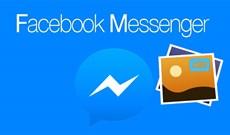 Cách gửi hình ảnh HD trên Facebook Messenger