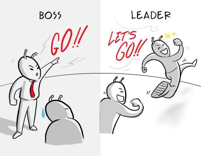 Những người quản lý tốt