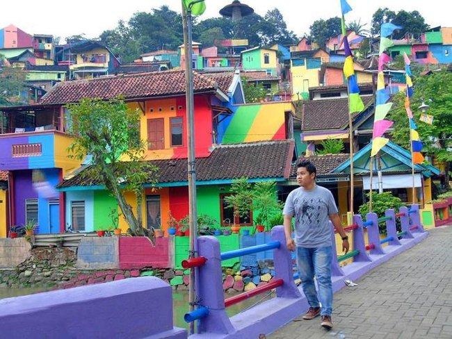 Làng Kampung Pelangi