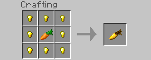 Tạo cà rốt vàng