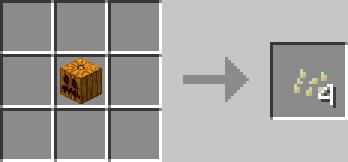 Tạo 4 hạt bí ngô