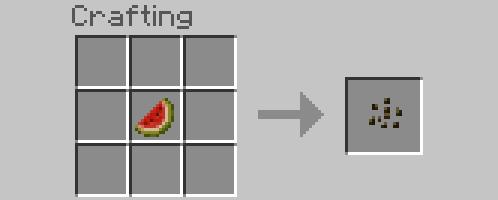 Làm hạt dưa từ 1 miếng dưa