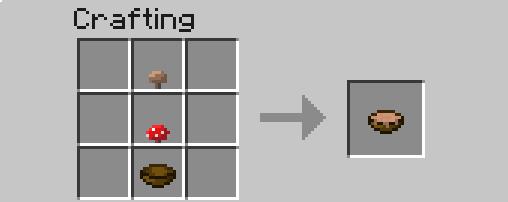 Làm súp nấm trong Minecraft