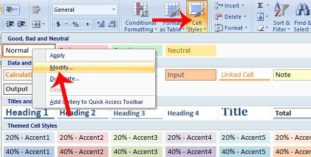 Ngắt dòng văn bản trên Excel