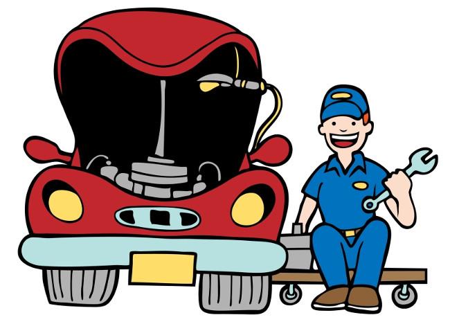 Bảo dưỡng, vệ sinh xe hàng tháng