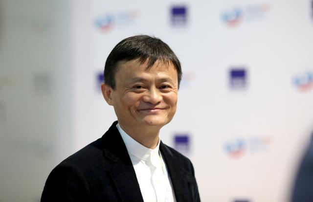 Jack Ma - người sáng lập Tập đoàn Alibaba của Trung Quốc