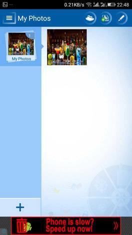 Ẩn hình ảnh trên Folder Lock