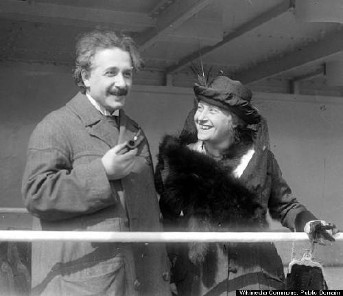 Einstein và người vợ thứ hai, Elsa Einstein