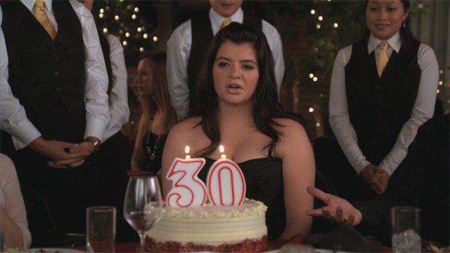 Sinh nhật tuổi 30